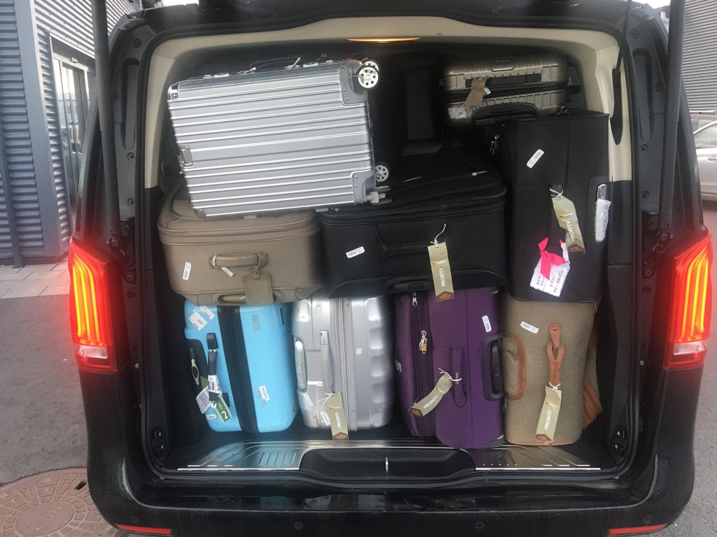 V-Class-Luggage Space